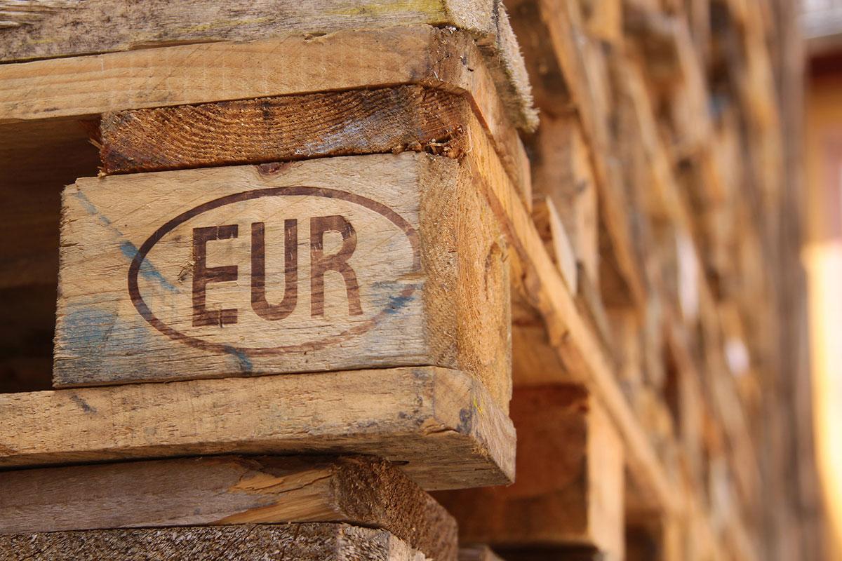 Europaletten Als Baumaterial Worauf Zu Achten Ist Ratgeber