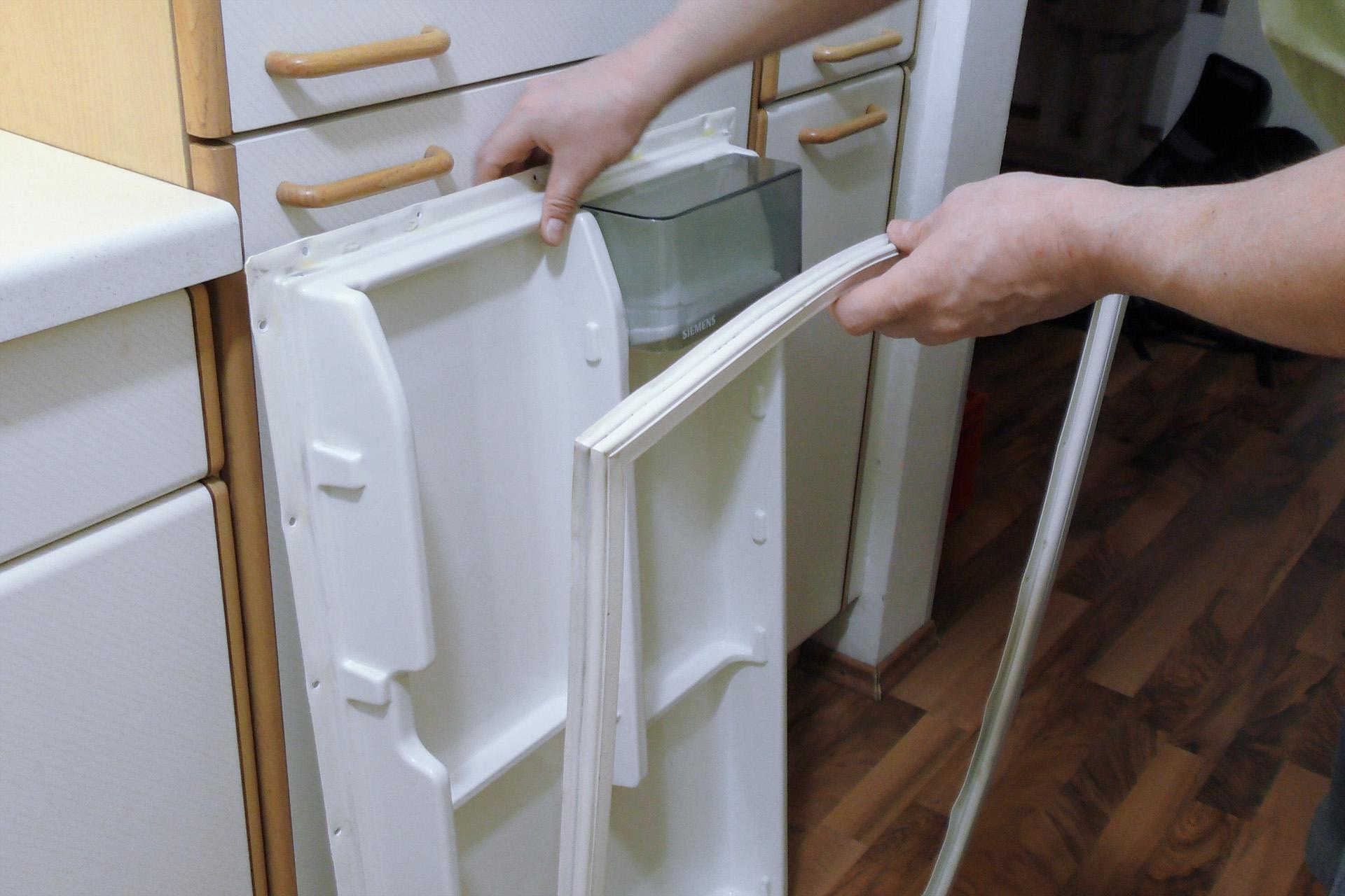 Siemens Kühlschrank Dichtung Wechseln : Kühlschrankdichtung wechseln türdichtung anleitung @ diybook.at