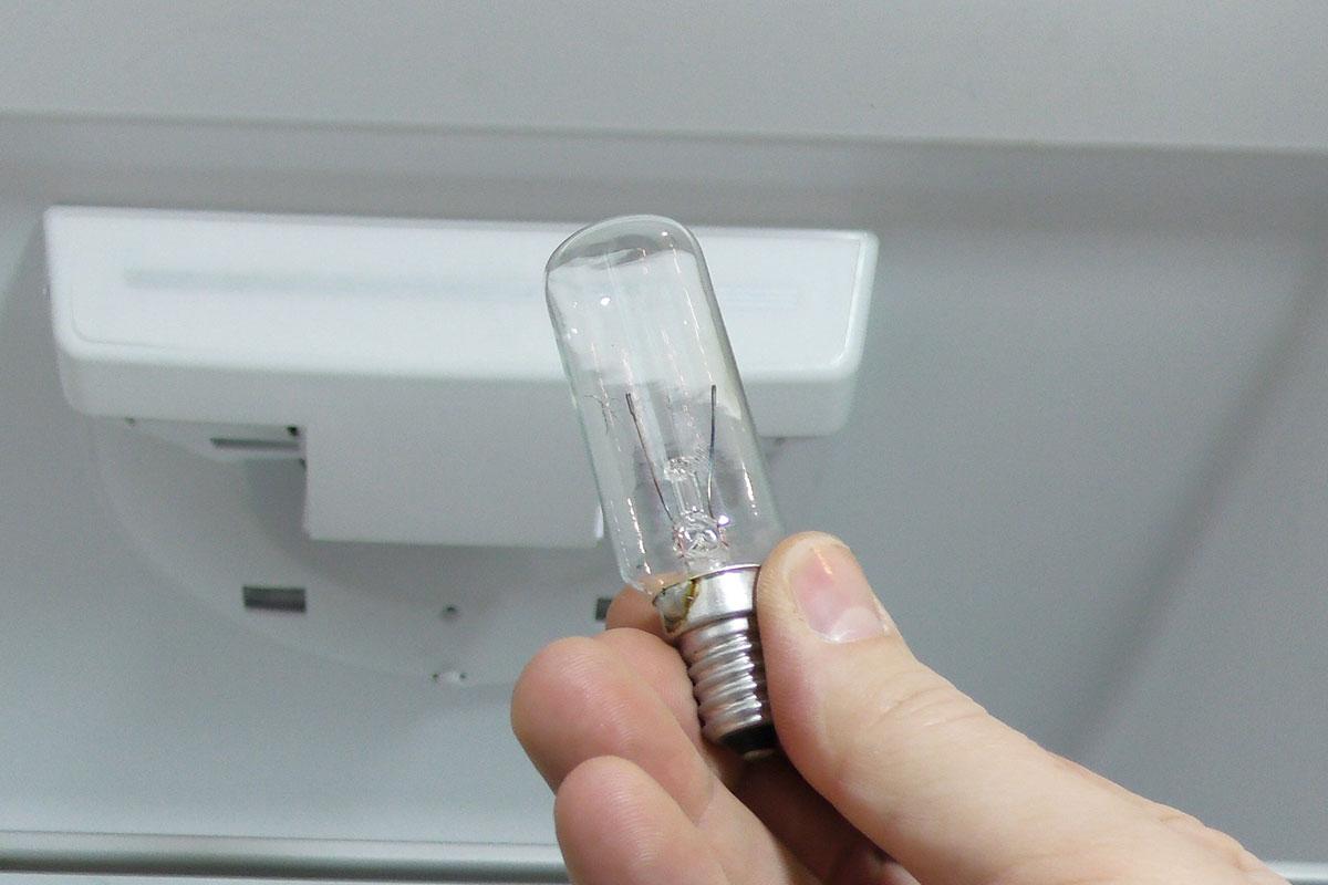 Aeg Kühlschrank Lampe Wechseln : Kühlschrank lampe wechseln anleitung diybook at
