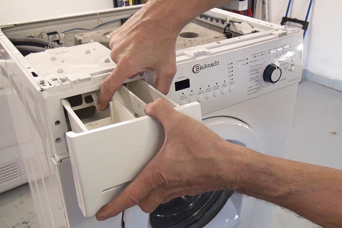 Ratgeber bauknecht waschmaschine reparieren und geld sparen @ diybook.at