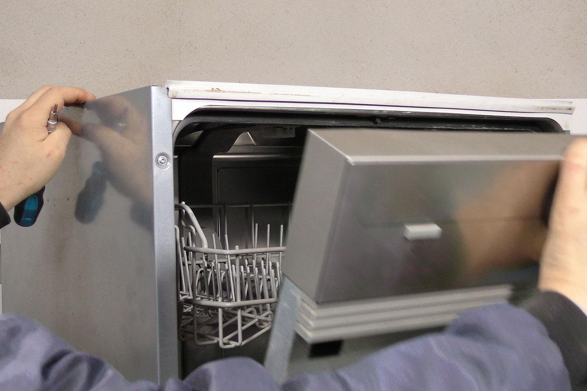 Bevorzugt Ratgeber Clever gelöst: Spülmaschine reparieren für PB79