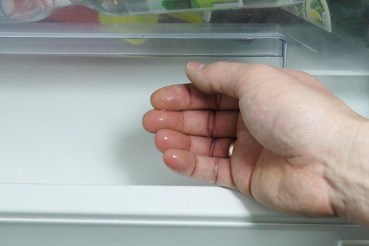 Gorenje Kühlschrank Wasser : Wasser im kühlschrank unter dem gemüsefach anleitung diybook at