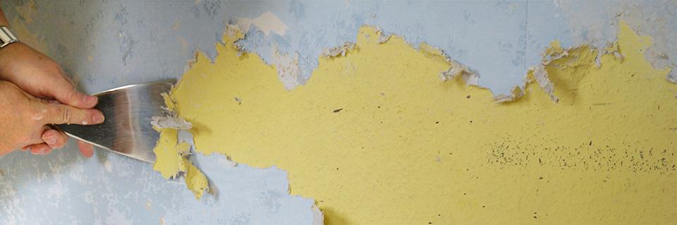 Alte Tapete Geht Nicht Ab : Rauhfasertapete entfernen – Tipps & Tricks vom Maler Tapezieren