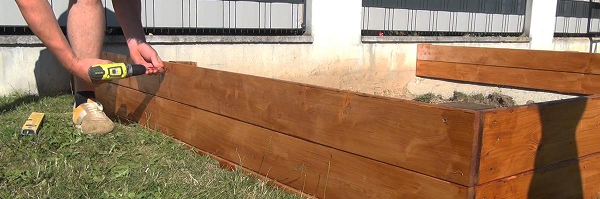 sandkasten selber bauen elegant mit holz als mit diy und diy sandkasten mit holzrutsche with. Black Bedroom Furniture Sets. Home Design Ideas