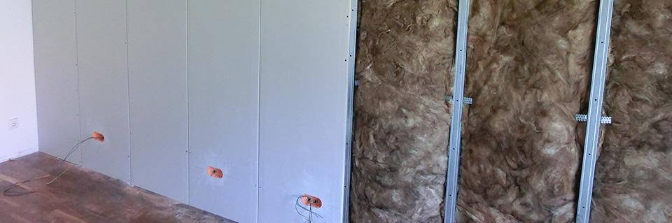 vorsatzschale als schallschutz und installationswand anleitung. Black Bedroom Furniture Sets. Home Design Ideas