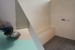 Abdichtung Fußboden Bad ~ Bad abdichten anleitung tipps vom fliesenleger sanitäre