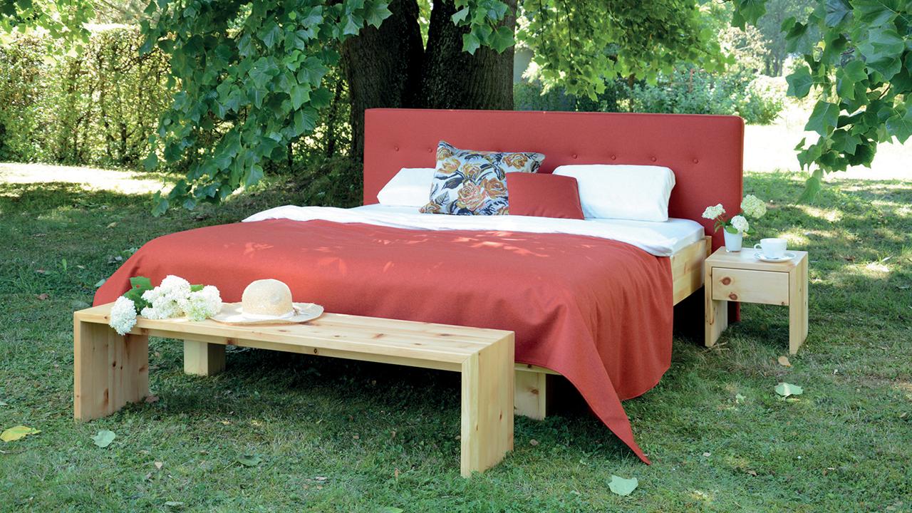 bunt retro und nat rlich die m beltrends dieses sommers in wohnen sterreich. Black Bedroom Furniture Sets. Home Design Ideas