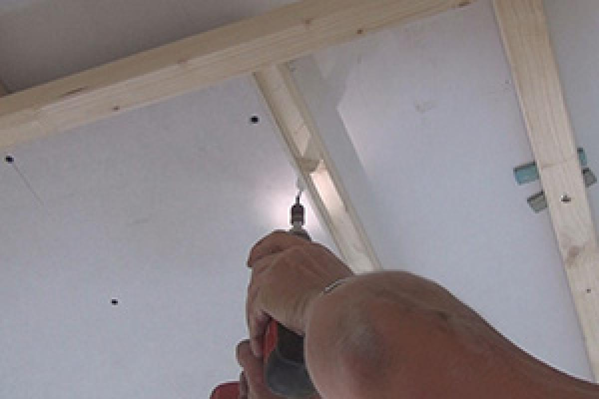 Vorsatzschale als Schallschutz und Installationswand