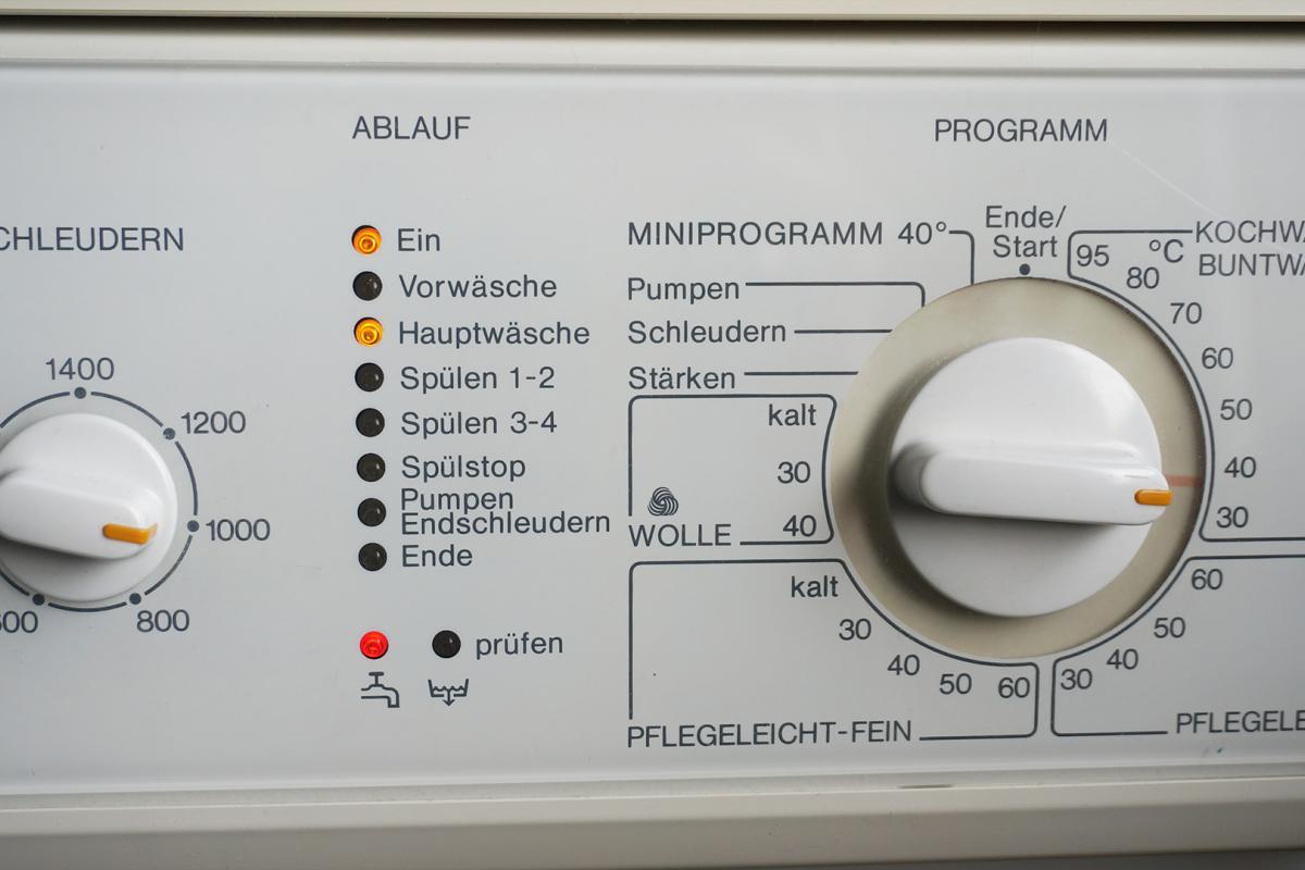 Waschmaschine Zieht Kein Wasser 7 Mogliche Ursachen