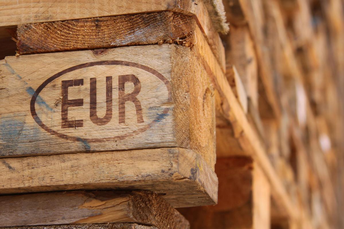 Europaletten Als Baumaterial Worauf Zu Achten Ist