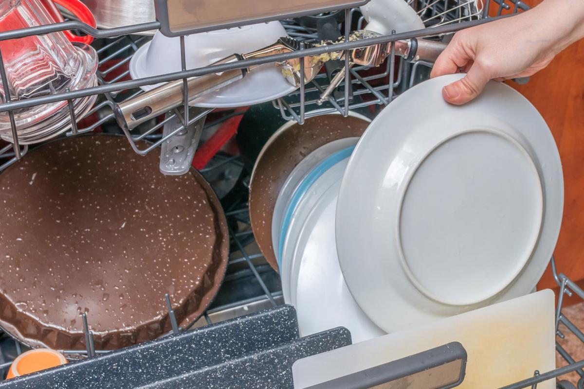 Fabulous Die Spülmaschine reinigt nicht richtig – Ursachen und Lösungen EL45