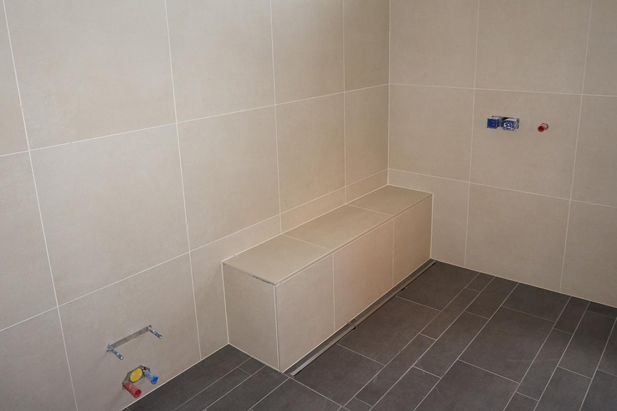 Fliesen Verlegen Badezimmer