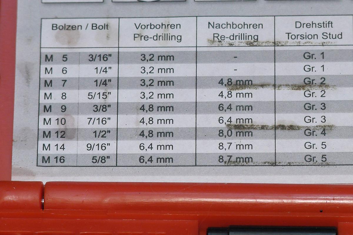 Turbo Abgebrochene Schraube entfernen: Profitool im Einsatz - Anleitung ZR38