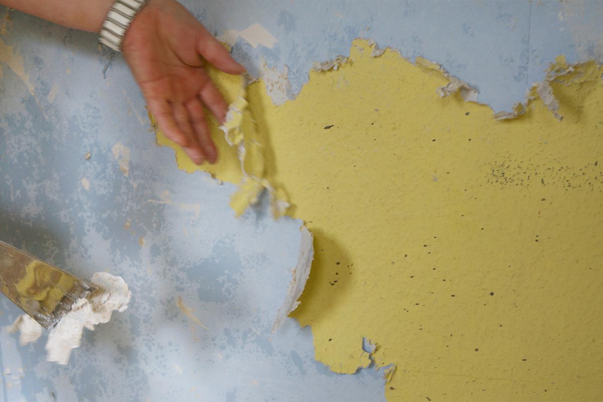 Berühmt Rauhfasertapete entfernen - Tipps & Tricks vom Maler | Tapezieren SH22
