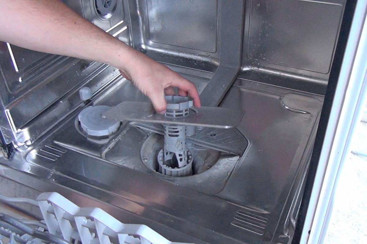 Top Die Spülmaschine reinigt nicht richtig – Ursachen und Lösungen VR04