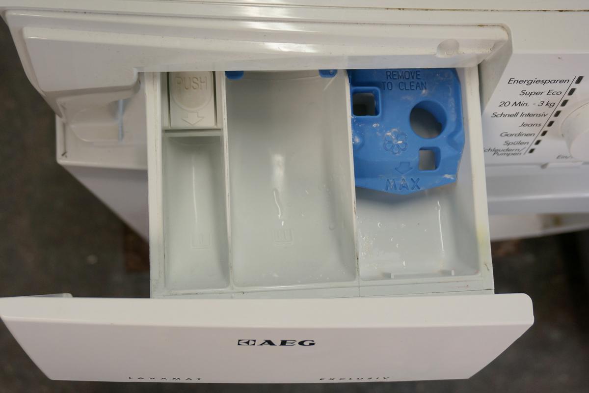 Beliebt Die Waschmaschine läuft aus - Ursachen und Lösungen YV33