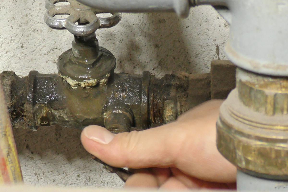 Waschmaschine Zieht Wasser Trommel Dreht Sich Nicht