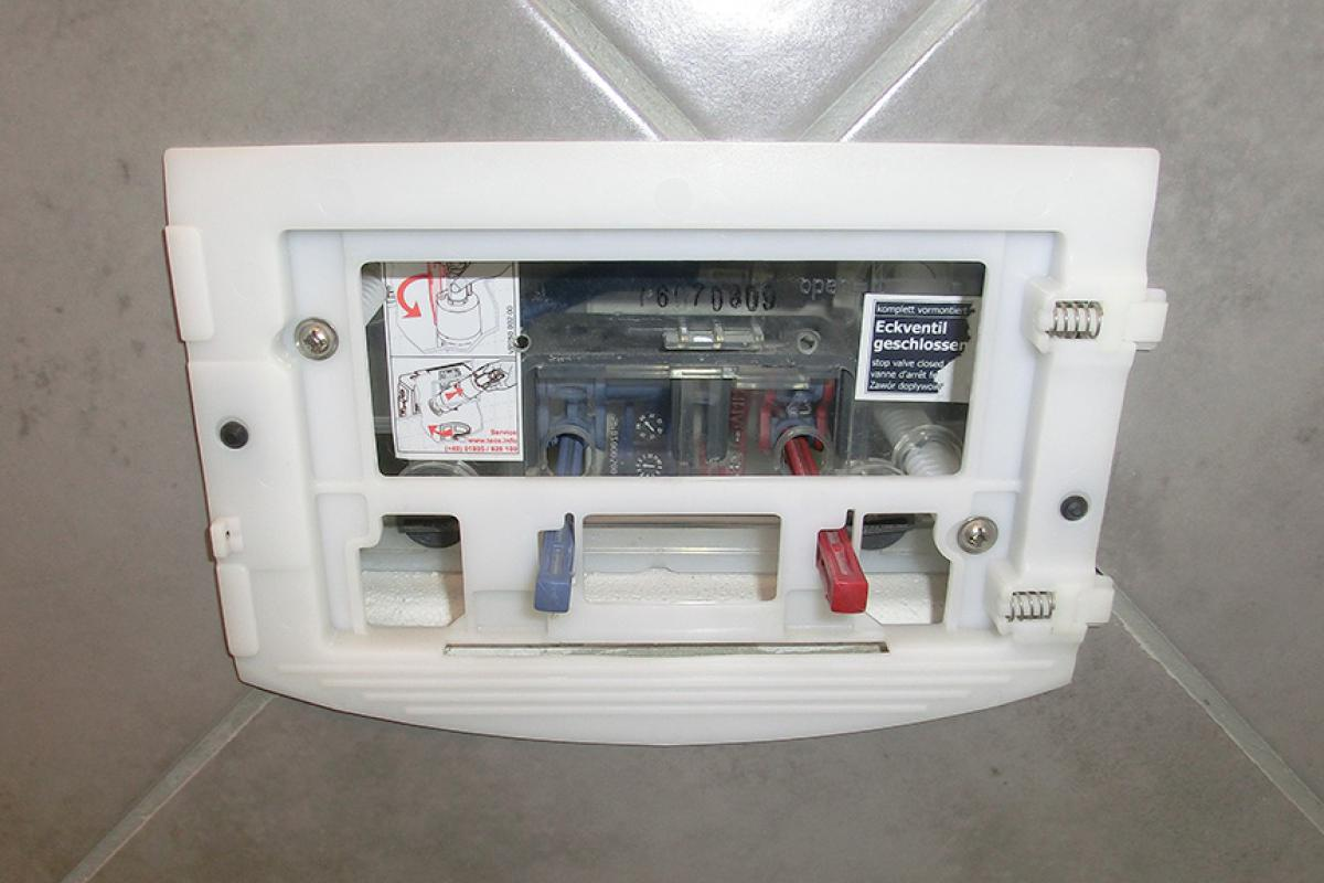 Bevorzugt Spülkasten undicht - Wenn die Toilettenspülung nachläuft. Schritt UW15
