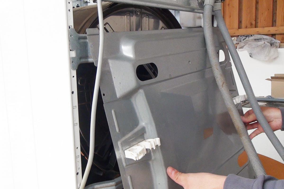 Beliebt Bauknecht Waschmaschine: Stoßdämpfer wechseln - Anleitung @ diybook.at YU62