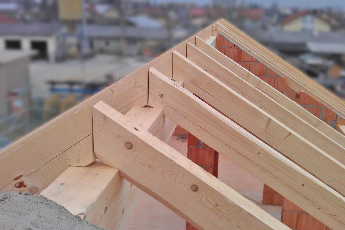 Super Für absolute DIY-Profis: Dachstuhl selbst erneuern - Ratgeber ZJ25