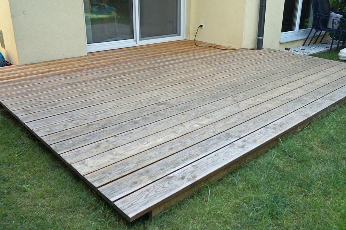 Top Holzterrasse ölen - Anleitung & Tipps vom Tischler   Holzterrasse TE37