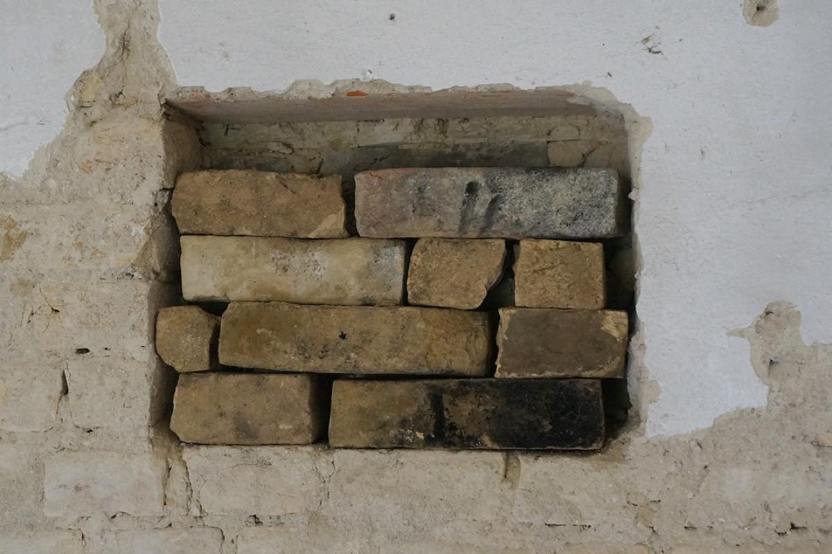 Loch Zumauern In Der Wand Anleitung Tipps Vom Maurer