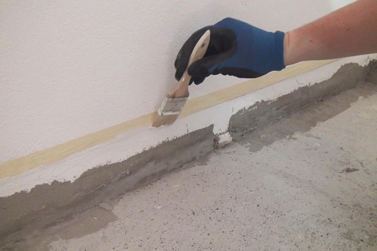 Beton selbst versiegeln - Anleitung @ diybook.at