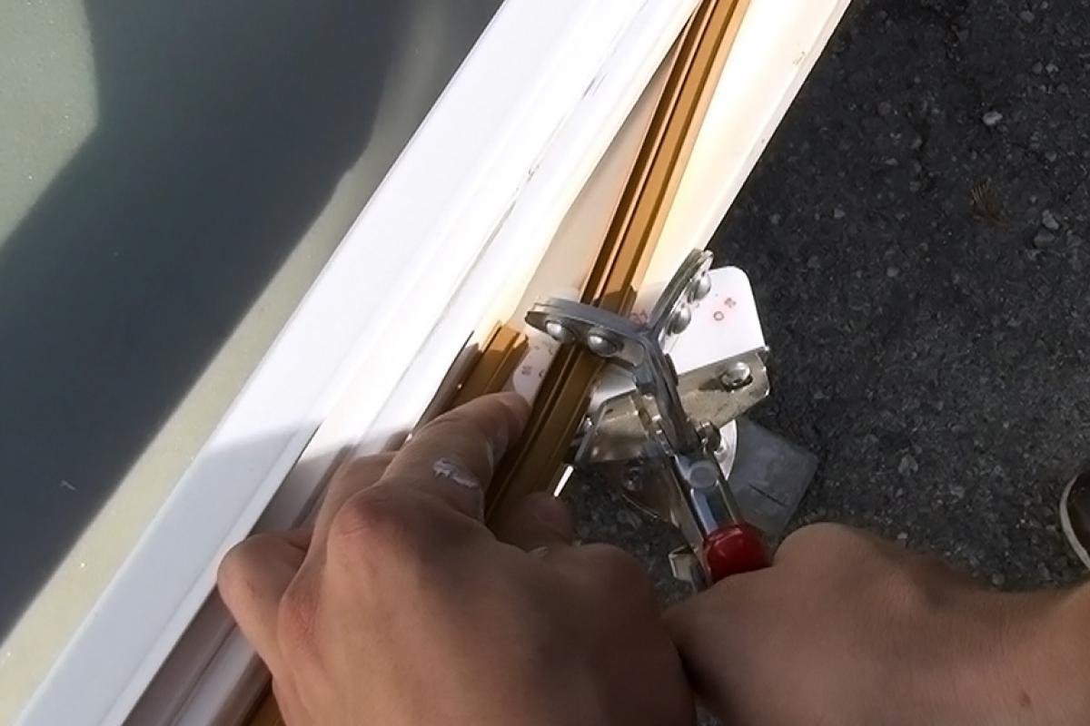 Relativ Fensterdichtungen erneuern - Anleitung und Tipps @ diybook.at CC45
