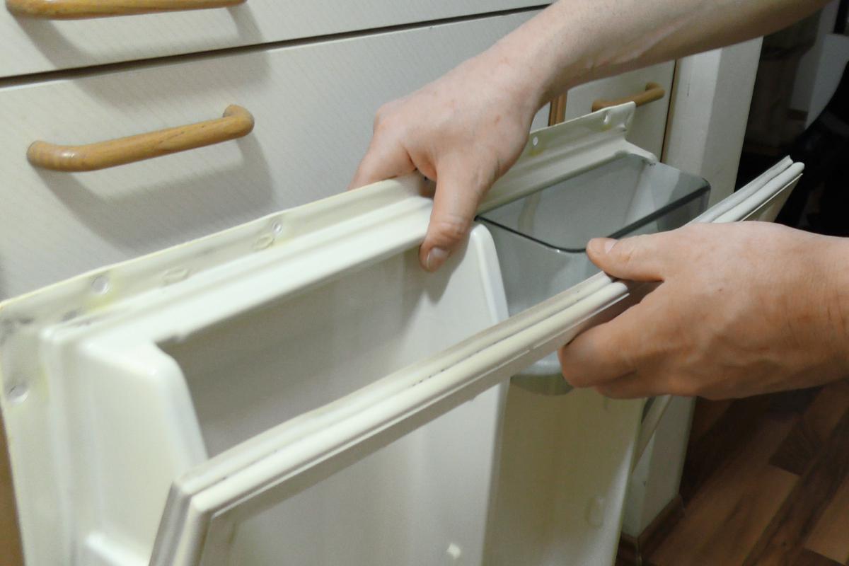 Favorit Kühlschrankdichtung wechseln - Türdichtung - Anleitung @ diybook.at MX87