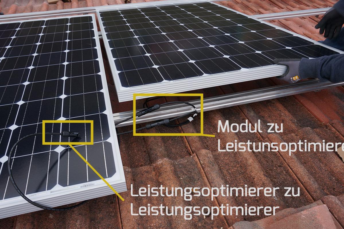 Fabulous Photovoltaik selber montieren - Die Aufdachmontage in Eigenregie JO81