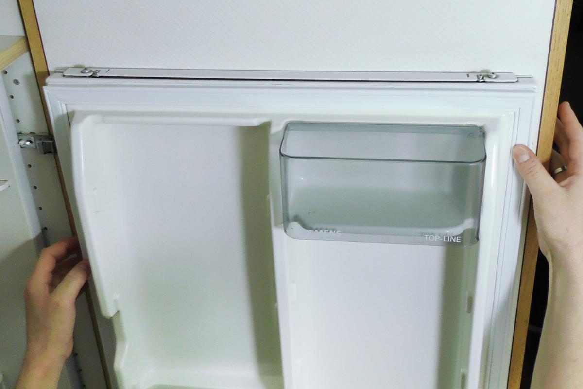 Fabulous Kühlschrankdichtung wechseln - Türdichtung - Anleitung @ diybook.at OO47