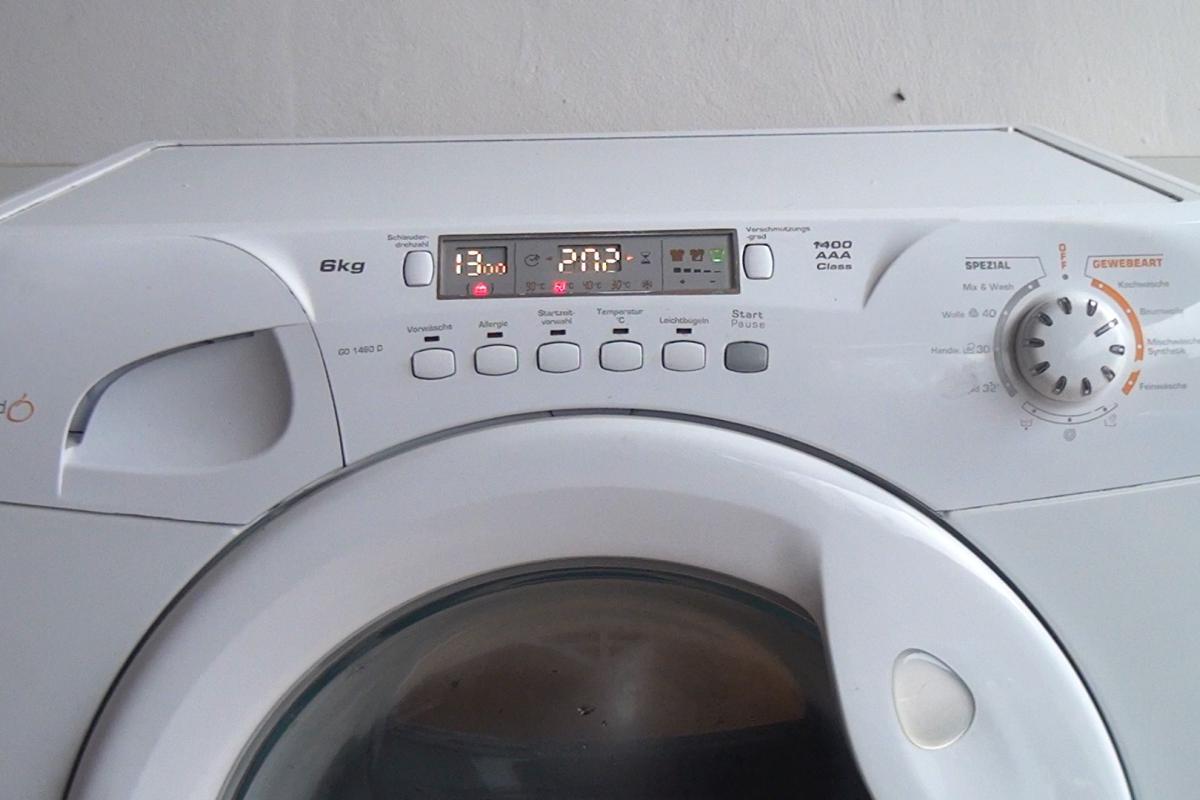 Bosch waschmaschine schlägt beim schleudern