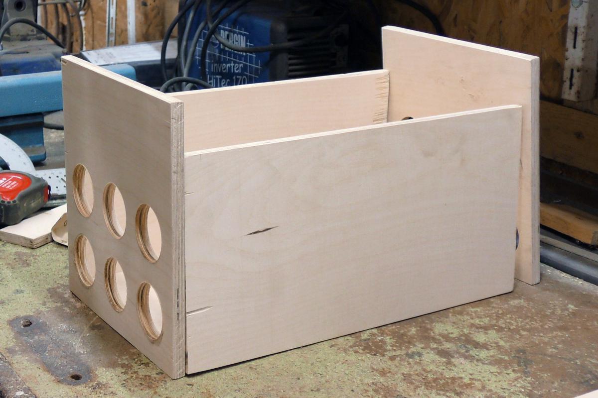Extrem Werkzeugkiste selber bauen: Die Gewindestangen-Box - Anleitung GT89
