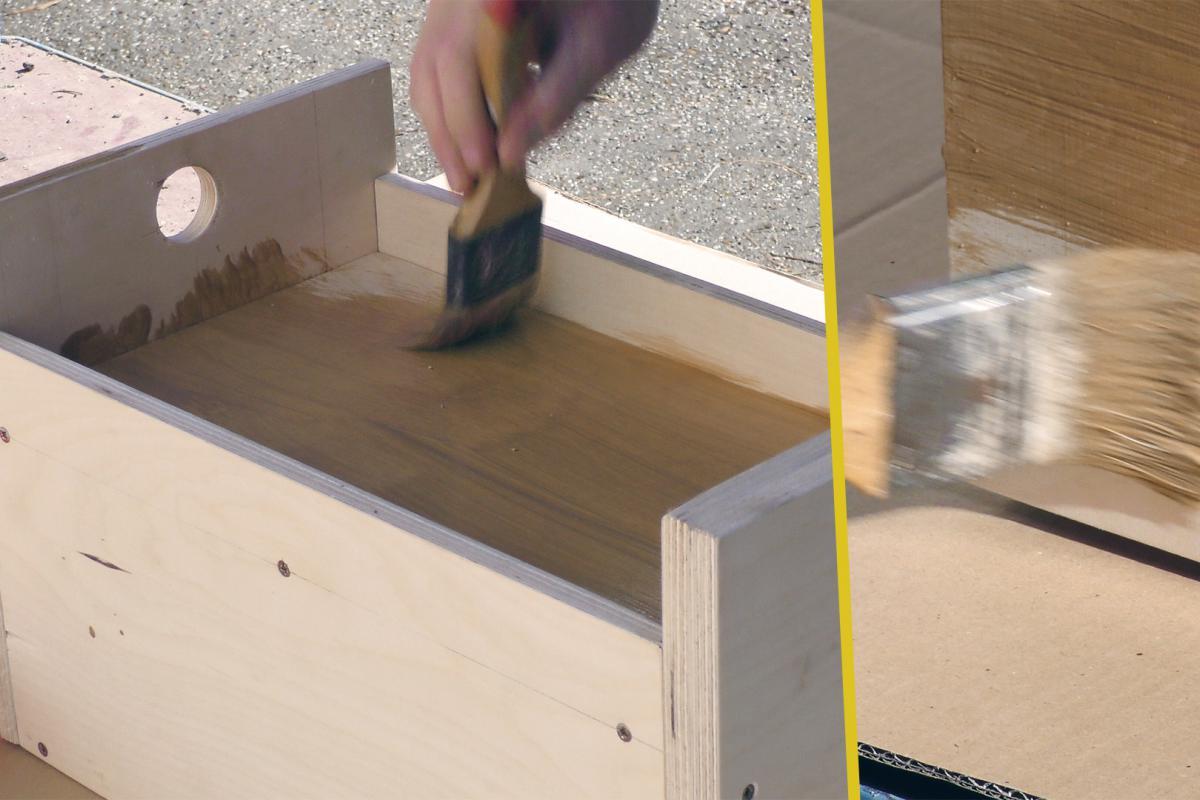 Häufig Werkzeugkiste selber bauen: Die Gewindestangen-Box - Anleitung LC09