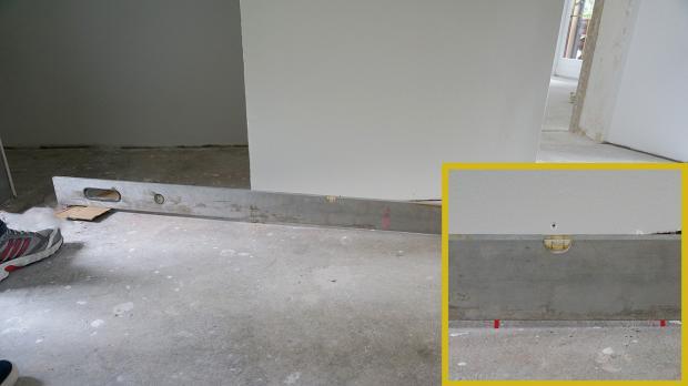 Fußboden Mit Beton Ausgleichen ~ Boden nivellieren mit anleitung zum erfolg anleitung diybook at