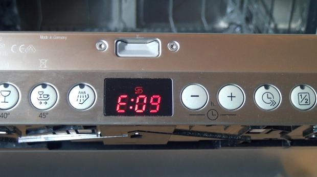 Bosch Geschirrspüler: Heizpumpe tauschen