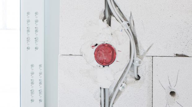Elektroinstallation Mit Oder Ohne Kabelschutzrohr Diybook At
