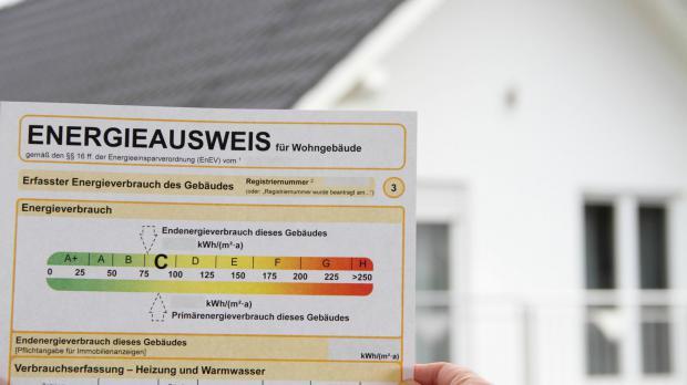 Pflichtdokument: der Energieausweis