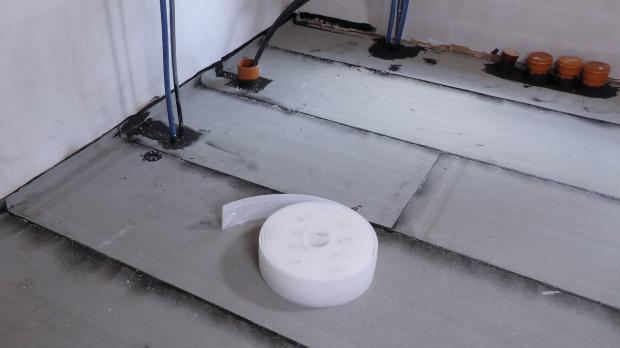 Fußboden Estrich Verlegen ~ Wie sieht der fußbodenaufbau mit einer fußbodenheizung aus