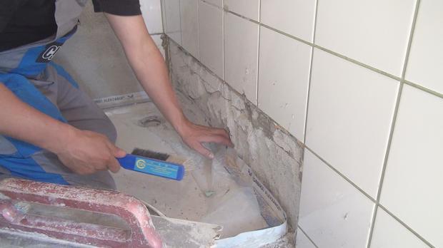 Lovely Vorbereitung Des Untergrundes: Sauber Und Tragfähig Muss Er Sein