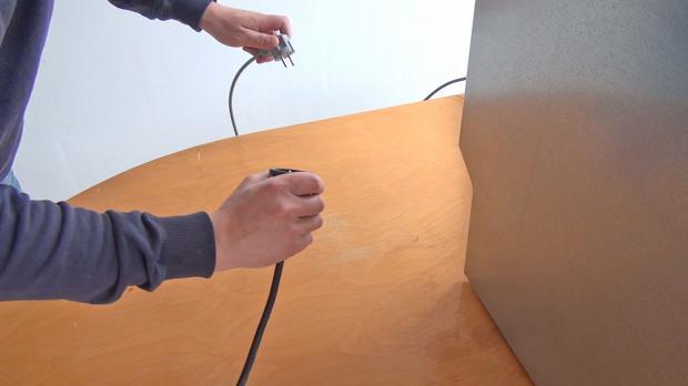 Kein Verlängerungskabel für die Spülmaschine benutzen