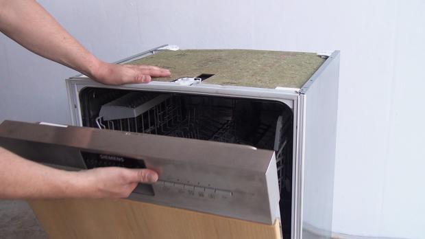 Spülmaschine Spült Nicht Sauber Siemens Geschirrspüler Reinigen