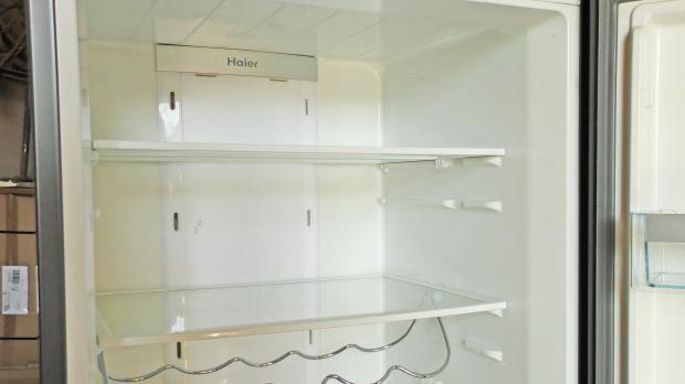 Das Licht im Kühlschrank bleibt aus