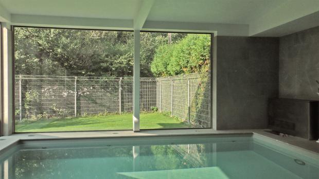 Der Pool im eigenen Haus
