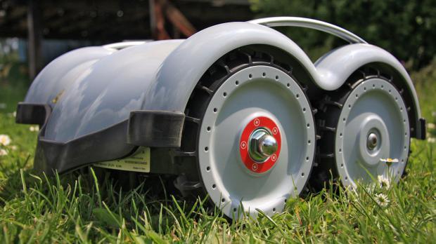 Kraftpaket Rasenroboter