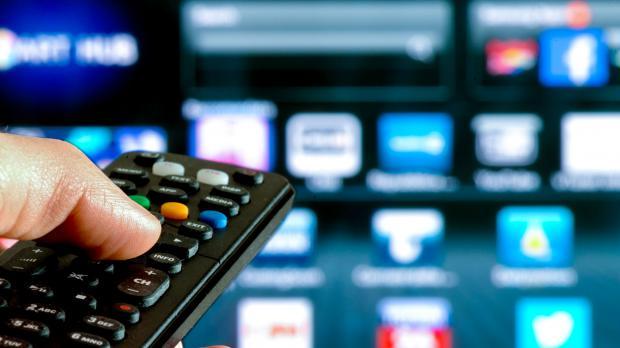 SmartTV mit Powerline