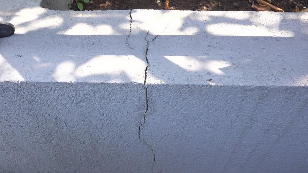Etwas Neues genug Risse in der Fassade ausbessern | Verputzen und Spachteln @JT_88
