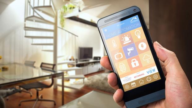 Mit dem Smartphone das Smart Home im Griff