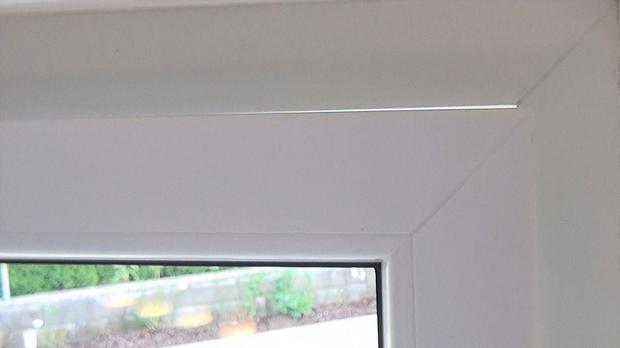 Hilfe es zieht - Zwischen dem Rahmen und dem Fenster ist ein regelrechter Schlitz