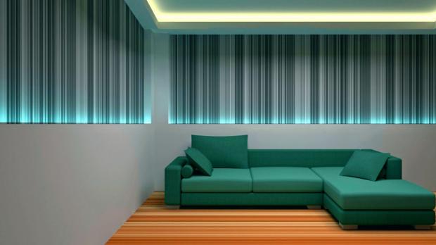 Kein blasser schimmer indirekte beleuchtung als - Indirekte deckenbeleuchtung wohnzimmer ...